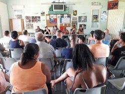 Photos de l'assemblée générale du club - UNION SPORTIVE BEAUREPAIROISE