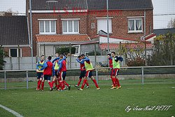 Match équipe A USB contre Blériot-Plage - Union Sportive Blaringhem