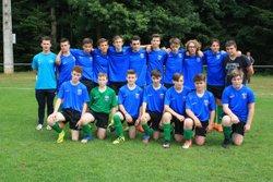 Finale de la coupe du Disrtict Challenge des U 15-2 contre le SOM 2. - Union Sportive de Bouloire