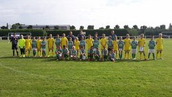 USB - BRANSGORE YOUTH - US BREZOLLES