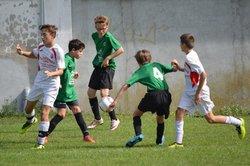 U13 (1) : match de championnat contre le FC Langon le 30 septembre - U.S.C. LEOGNAN
