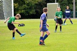 U13 (1) : Match de Championnat contre le FC des Graves le 16 septembre - U.S.C. LEOGNAN