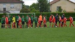 U13 (1) : Victoire au Tournoi de l'OL Saint-Liguaire à Niort - U.S.C. LEOGNAN