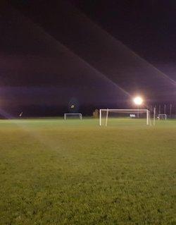 Remisé en l'état  de  l'éclairage du stade  de courpalay - Union Sportive Centre Brie