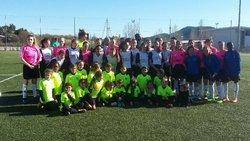 13 eme journée USCC / GAP du 02/02/18- Championnat U17 Ligue - US CARQUEIRANNE/ LA CRAU FEMININES