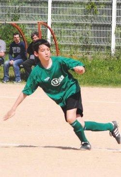 U13  2011 - Union Sportive des Clubs du Cortenais