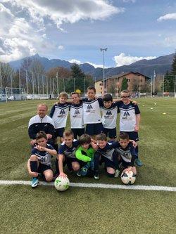 1/2 finale de la coupe de Savoie U11 - Union Sportive Chartreuse Guiers