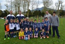 Plateau U6/U7 d'Entre 2 Guiers du 25/04/15 - Union Sportive Chartreuse Guiers