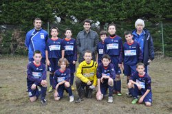 TOURNOI ARMADA FC LORIENT - UNION SPORTIVE CLOHARSIENNE