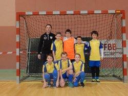 Tournoi Futsal U11 2018 - Culoz Grand Colombier Football