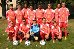 Match amical U18: USE vs IGOVILLE (2-3) - Samedi 13 Septembre 2014 - UNION SPORTIVE D'ETREPAGNY