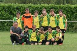 2018/06/09 - U13 Equipe 1 / COTEAUX BORDELAIS FC - US FARGUAISE