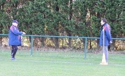 2ième plateau U8/U9 de la saison - union sportive football Armbouts Cappel