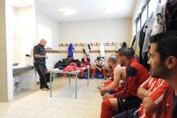 23 aout 1er tour coupe de France - union sportive football Armbouts Cappel