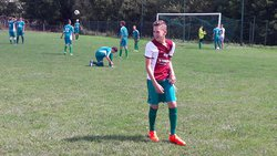 Premier match amical avec Hilbesheim - Union Sportive du Foyer de Brouderdorff
