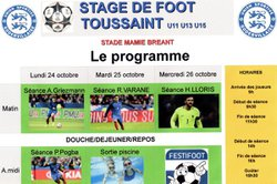 Stage de foot - US.GODERVILLE (FOOTBALL)