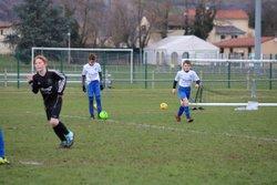U13 A / Gr Auzon (6-0) 03 02 2018 - U.S. Issoire Football