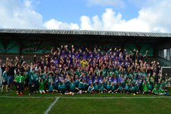PHOTO DU CLUB ET MATCHS SENIORS DU 21/09 - UNION SPORTIVE LANVALLAY FOOTBALL