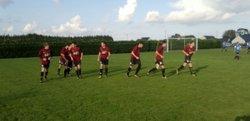 SENIORS A - VICT 5-0 A PLEDELIAC - UNION SPORTIVE LANVALLAY FOOTBALL