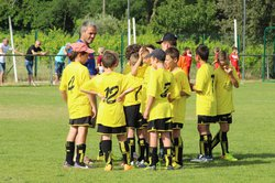 TOURNOI GRES D'ORANGE U10U11 LE 07/06/2014 - Union Sportive Lapalutienne