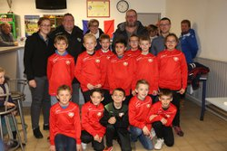 DOTATION SPONSORS POUR L ECOLE DE FOOTBALL - union sportive de leffrinckoucke football