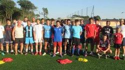 Reprise de l'entrainement en seniors - UNION SPORTIVE LE POINCONNET FOOTBALL