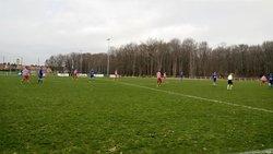 Match  de l equipe 2 seniors  26 /02 /17  USP / NEUVY PAILLOUX - UNION SPORTIVE LE POINCONNET FOOTBALL