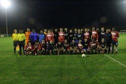Inauguration du terrain de DIORS match seniors DIORS / LE POINCONNET - UNION SPORTIVE LE POINCONNET FOOTBALL