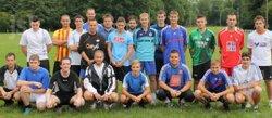 Reprise saison 2014-2015 - US Lessard en Bresse