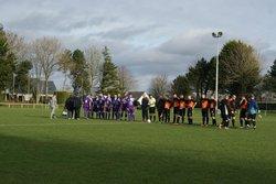 Match du 19/11/17 -- USLG B - Fc Digosville -- Défaite 3-1 - USLG Football