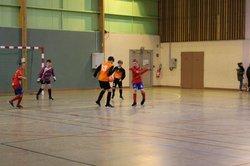 Plateau FUTSAL U15 - USLG Football