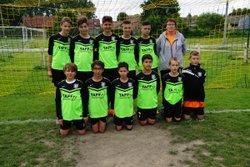Finale de la Coupe Gravelines U13 ans à Hornaing - U.S MINEURS WAZIERS
