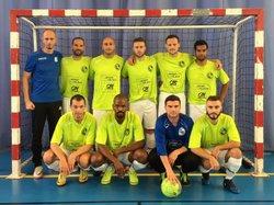 Finale coupe de Provence 2017/2018 - USM MEYREUIL FUTSAL