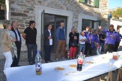 Remise des maillots à Cuxac-Cabardes (20/09/2015) - UNION SPORTIVE MONTAGNE NOIRE
