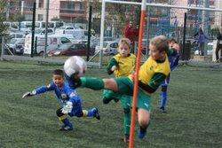 U9 - La vie en rose comme à Erevan - Union Sportive de Mandelieu la Napoule Football