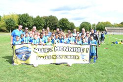 Superbe tournoi U11 & U13 à Brive-la -Gaillarde - US Monnaie football