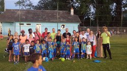 Plateau departemental U7 - US Monnaie football