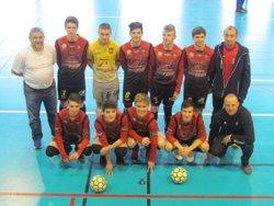 FINALE Régionale FUTSAL U18 à Châtel guyon le 18/02/2018 - UNION SPORTIVE MURATAISE