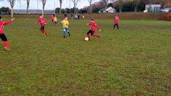 Match Nanteuil U10-U11 équipe 2 le 25/11 - US NANTEUIL FC