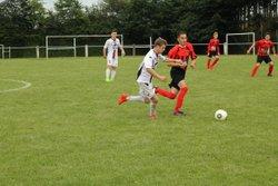 U18-Andouillé : 1/4 de finale coupe du district - US Pays de Juhel