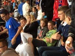 France Belgique Sortie U15 - UNION SPORTIVE DE LA PRESQU' ILE