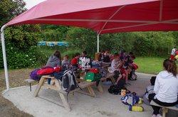 sortie école de foot à Landudec - UNION SPORTIVE PLUGUFFAN