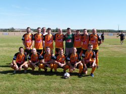 USPA B - COULLONS B + USPA - SEMOY - UNION SPORTIVE POILLY-AUTRY FOOTBALL