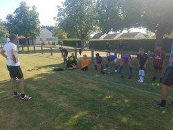Stages de reprise U13/U15 - UNION SPORTIVE POILLY-AUTRY FOOTBALL