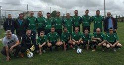 Remise des maillots et pot des sponsors - USR Football Club