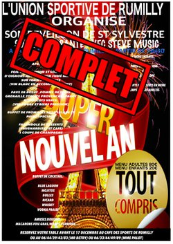 Nouvel An complet