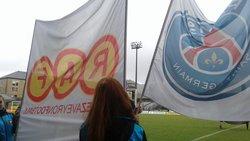 Les U 17 féminines lors de la rencontre Raf /Psg - Association Sportive Savignac Bannac