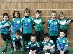 Plateau U7 - Association Sportive Savignac Bannac