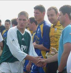 Finale coupe des Deux-Sèvres 2010 - US Saint-Varent Pierregeay