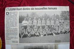 SENIORS A      SAISON  1999-2000    champion  3éme division (montée en 2éme division) - union sportive san martinoise